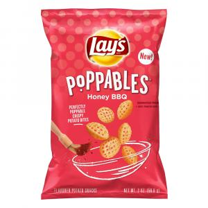 Lay's Poppables Honey Bbq