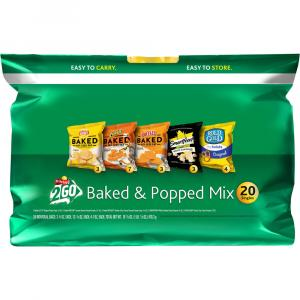 Lay's Baked & Popped Mix 20 Count
