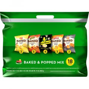 Frito Lay Baked & Popped Mix