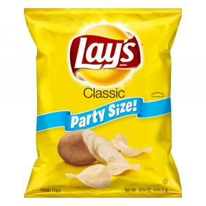 Lay's Classic Flavor Party Size Chips
