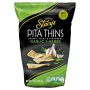 Stacy's Garlic & Herb Pita Thins