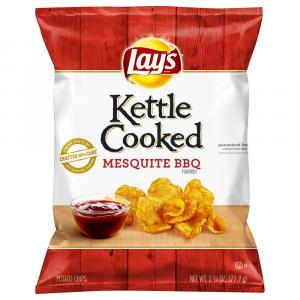 Lay's Kettle Cooked Mesquite BBQ