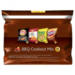 Frito Lay Lay's BBQ Cookout Mix
