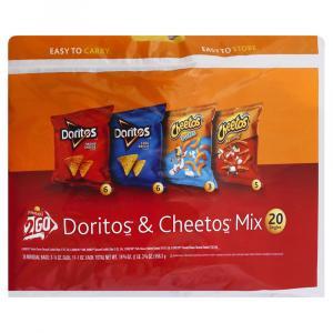 Doritos & Cheetos Mix