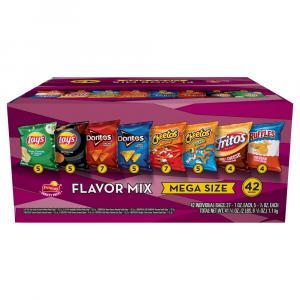 Frito Lay Flavor Mix Mega Size