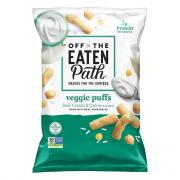 Off the Eaten Path Veggie Puffs Sour Cream & Onion