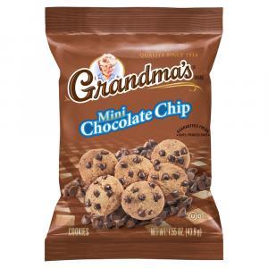 Grandmas Mini Chocolate Chip Cookies