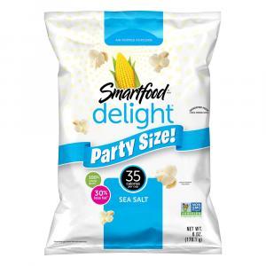 Smartfood Delight Sea Salt Party Size
