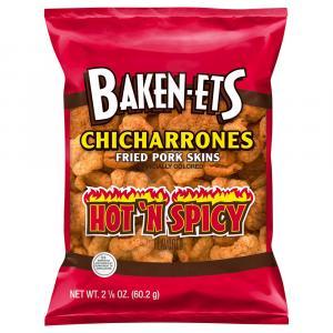 Bakenets Fried Pork Skins Hot & Spicy