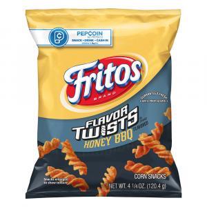 Fritos Honey BBQ Twists Corn Snacks