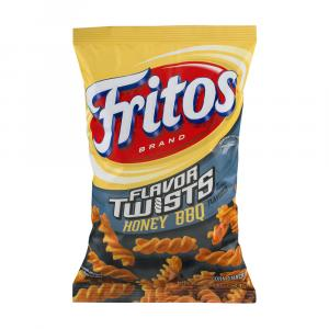 Fritos Honey Bbq Flavor Twists
