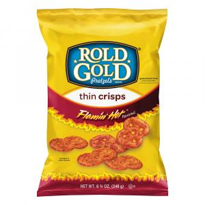 Rold Gold Thin Crisps Flamin' Hot