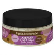 Bigg's & Featherbelle Lavender & Sea Salt Body Scrub
