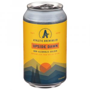 Athletic Brewing Co. Upside Dawn Non-Alcoholic Golden