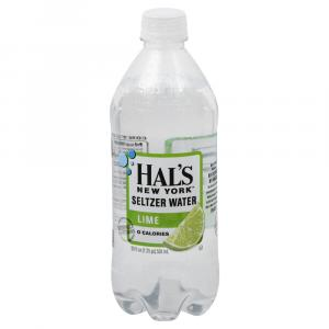Hals New York Seltzer Water Lime