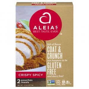 Aleia's Gluten Free Coat & Crunch Crispy Spicy