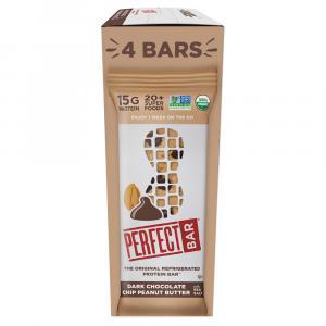 Perfect Bar Organic Dark Chocolate Chip Peanut Butter