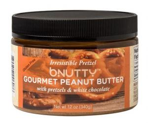 Bnutty Irresistible Pretzel Gourmet Peanut Butter