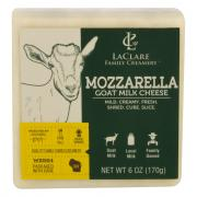 LaClare Farms Creamery Goat Milk Cheese Mozzarella