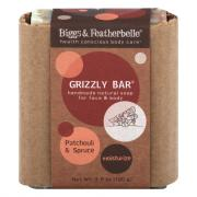 Bigg's & Featherbelle Grizzly Bar Handmade Natural Soap