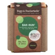 Bigg's & Featherbelle Bar-Rum Handmade Natural Soap