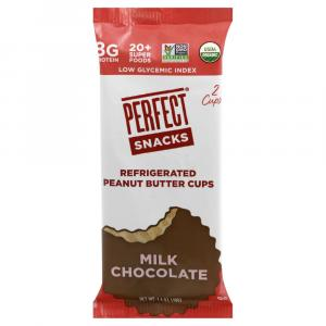 Perfect Snacks Organic Milk Chocolate Peanut Butter Cup