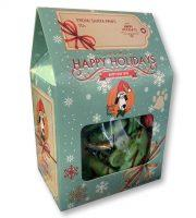 Annie's Pooch Pops Happy Holidays Dog Cookies