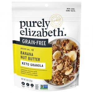Purely Elizabeth Grain Free Banana Nut Butter Granola