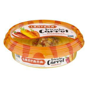 Lantana Sriracha Carrot Hummus