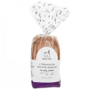 The Bread Shed Cinnamon Raisin Bread