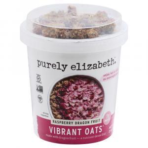 Purely Elizabeth Vibrant Raspberry Pitaya Oats