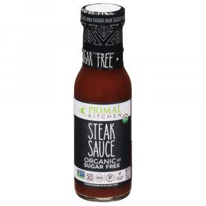 Primal Kitchen Organic and Sugar Free Steak Sauce