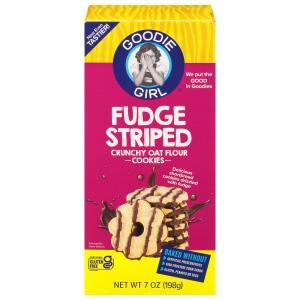 Goodie Girl Fudge Stripe Cookies