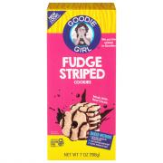 Goodie Girl Fudge Stripe Cookies