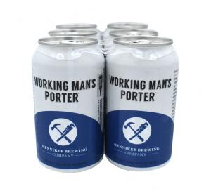 Henniker Working Man's Porter