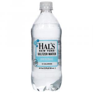 Hals New York Seltzer Water Original