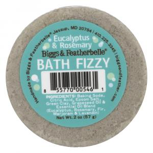 Biggs & Featherbelle Eucalyptus & Rosemary Bath Fizzy