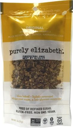 Purely Elizabeth Original Granola Mini Bag