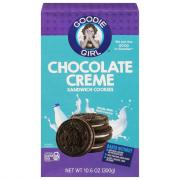 Goodie Girl Chocolate Creme Cookies