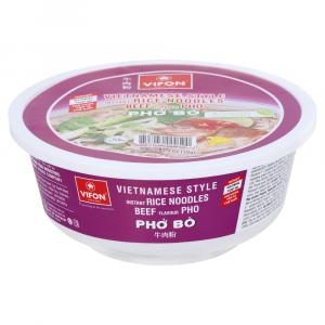 Vifon Pho' Bo Vietnamese Style Instant Rice Noodle Beef