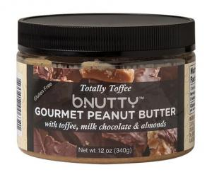 Bnutty Totally Toffee Gourmet Peanut Butter