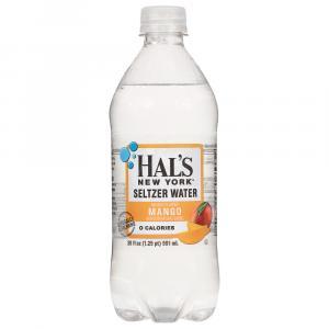 Hals New York Seltzer Water Mango