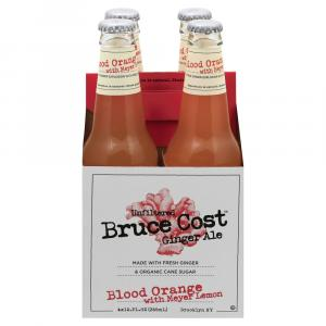 Bruce Cost Blood Orange Ginger Ale