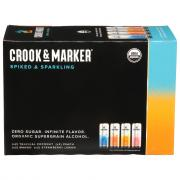 Crook & Marker Zero Guilt About a Good Time Variety Pack