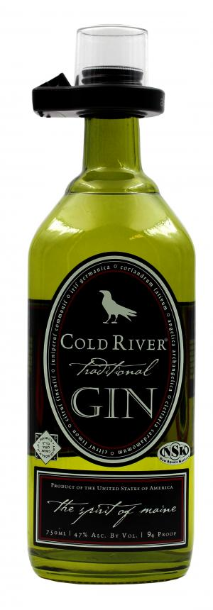 Cold River Traditional Gin