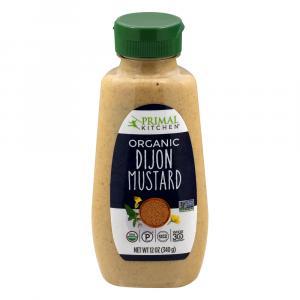 Primal Kitchen Organic Dijon Mustard