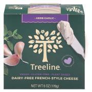 Treeline Herb & Garlic French Style Spread Plant-Based
