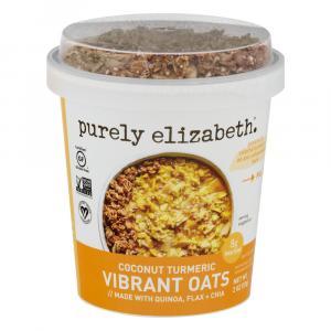 Purely Elizabeth Vibrant Coconut Tumeric Oats