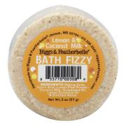 Bigg's & Featherbelle Bath Fizzy Coconut Milk & Lemon