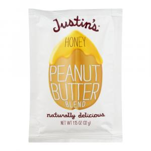 Justin's Honey Peanut Butter Squeeze Packs